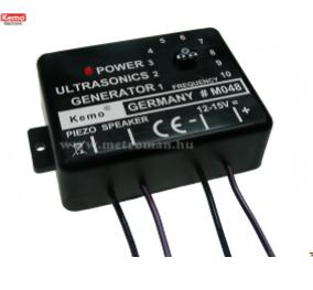 ultrahang generátor